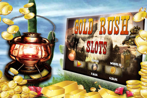 Slot Machine - Gold Rush