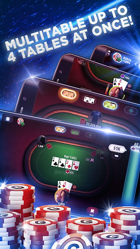 Poker Texas Holdem Live Pro  screenshots 4