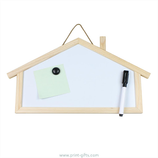 House Shaped Memo Board