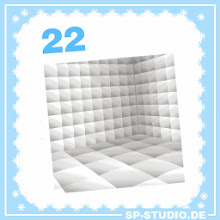 Photo: www.sp-studio.de Christmas Special, day 22: a padded room