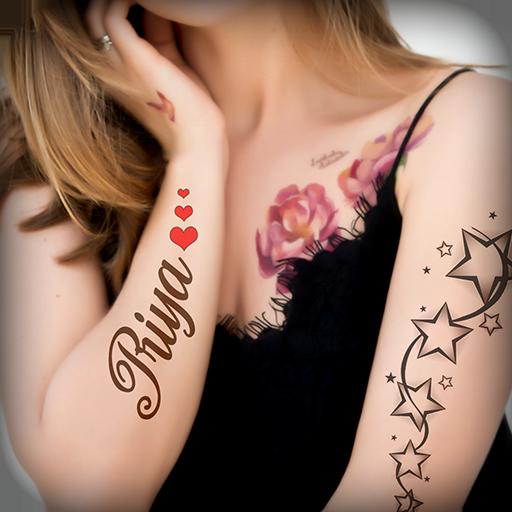 App Insights Tattoo Name On My Photo Editor Tattoo Maker