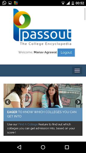 Passout- College Encyclopedia
