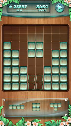 puzzle en bois  captures d'écran 3
