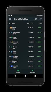 Crypto Market Cap - náhled