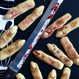 Wicked Witch Fingers Recipe