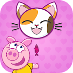 Fishy Cat - with Piggy Free ? Icon