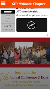 ATD Midlands Chapter- screenshot thumbnail