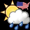 USA Weather icon