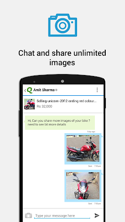 Quikr Free Local Classifieds 8.31 screenshot 189981