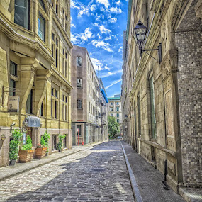 by Mat Tmil - City,  Street & Park  Street Scenes
