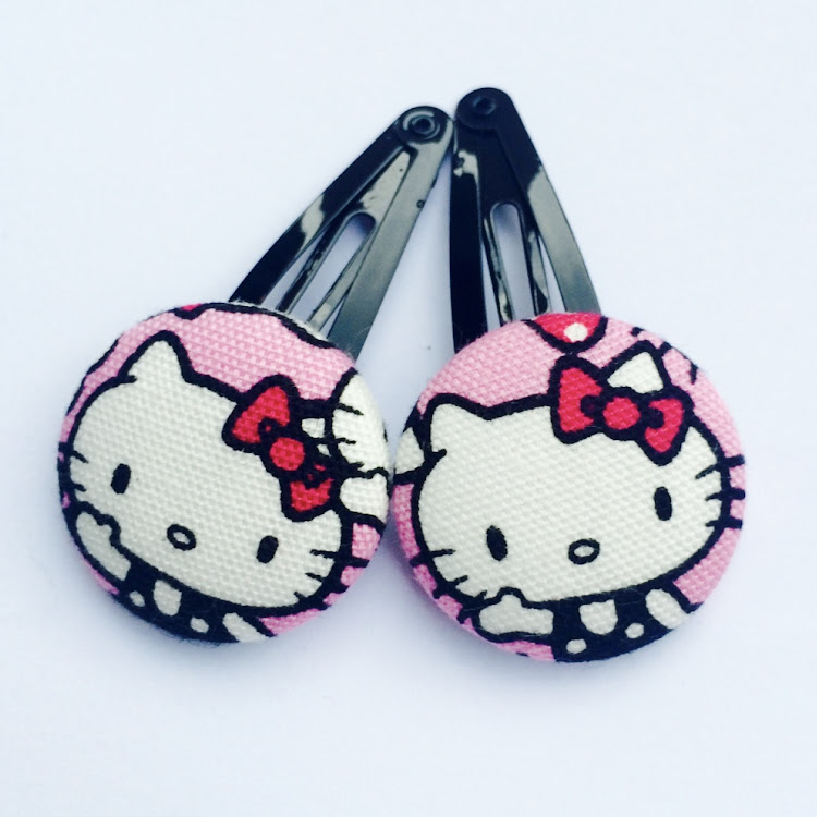 Sweet Pink HK Clips - Medium