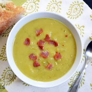Split Pea, Bacon & Potato Soup Recipe