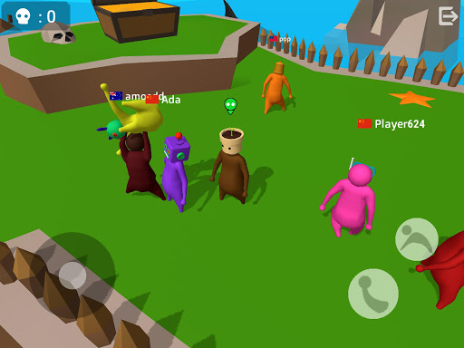 Noodleman.io - Fight Party Games apkpoly screenshots 20