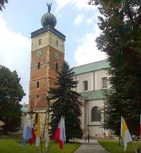 Photo: E9070314 Miechow - Bazylika Grobu Bozego