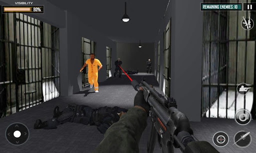 Secret Agent Stealth Spy Game screenshot 7