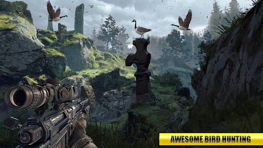 Hunting Games 2020 : Birds Shooting Game screenshots 9