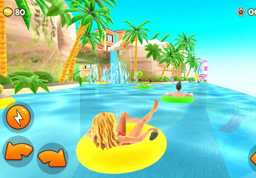 Uphill Rush Water Park Racing Apk 1