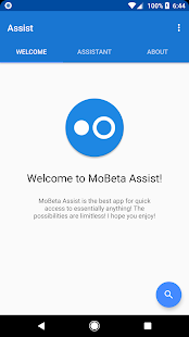 MoBeta Assist Screenshot