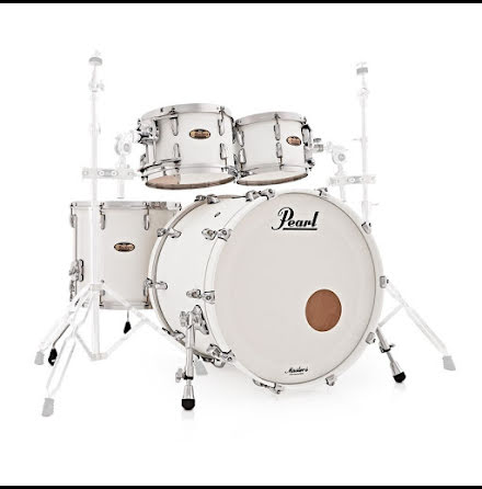 Pearl Masters Maple Reserve - MRV924XEP - Matte White