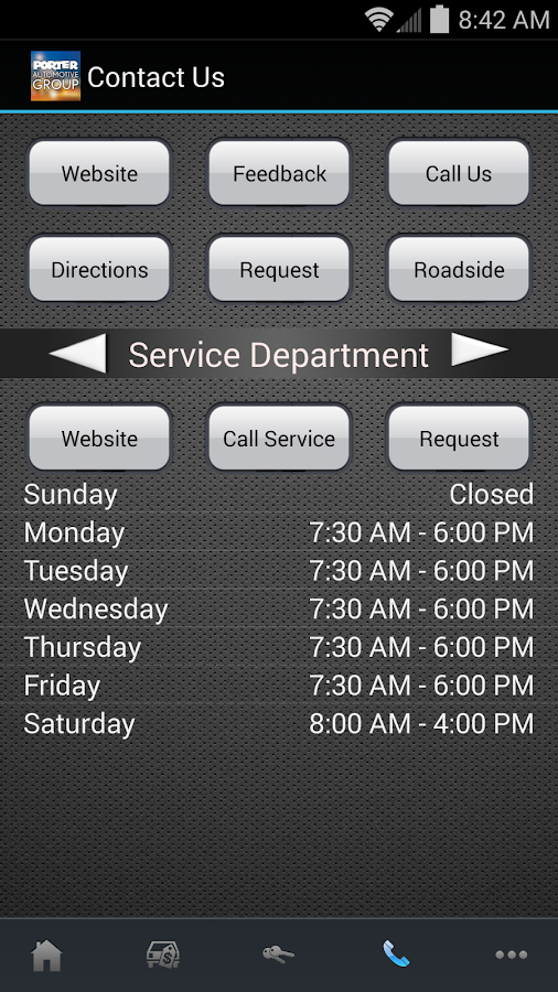Porter Automotive Android Apps On Google Play