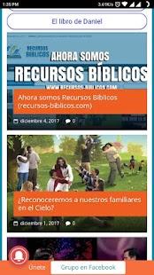 Recursos Bíblicos - náhled