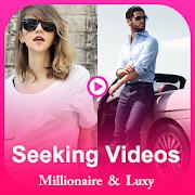 Sugar Daddy Dating - Millionaire Luxy app analytics