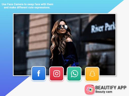 Beauty Cam screenshot 6
