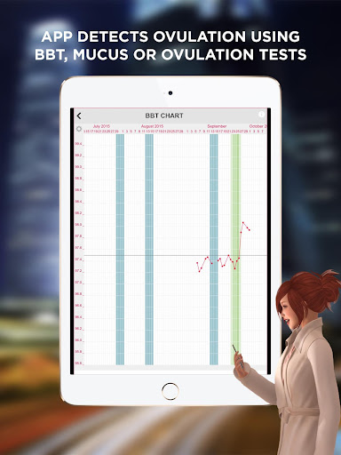 Ladytimer Ovulation & Period Calendar screenshot 7