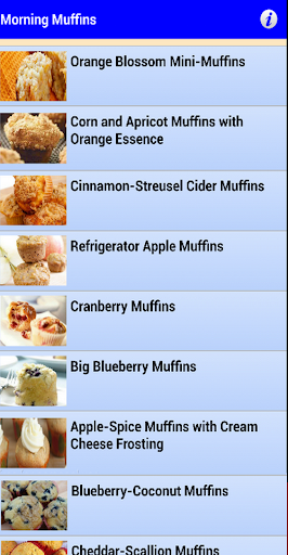 Recipes Morning Muffins