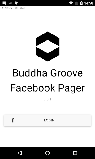 JSapp Pager for Buddha Groove