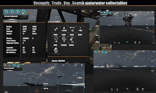 Submarine Pirates Screenshot