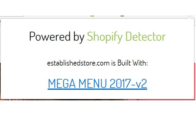 Shopify Theme Detector