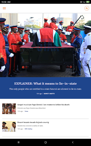 The Star Free Kenyan Newspaper screenshot 5