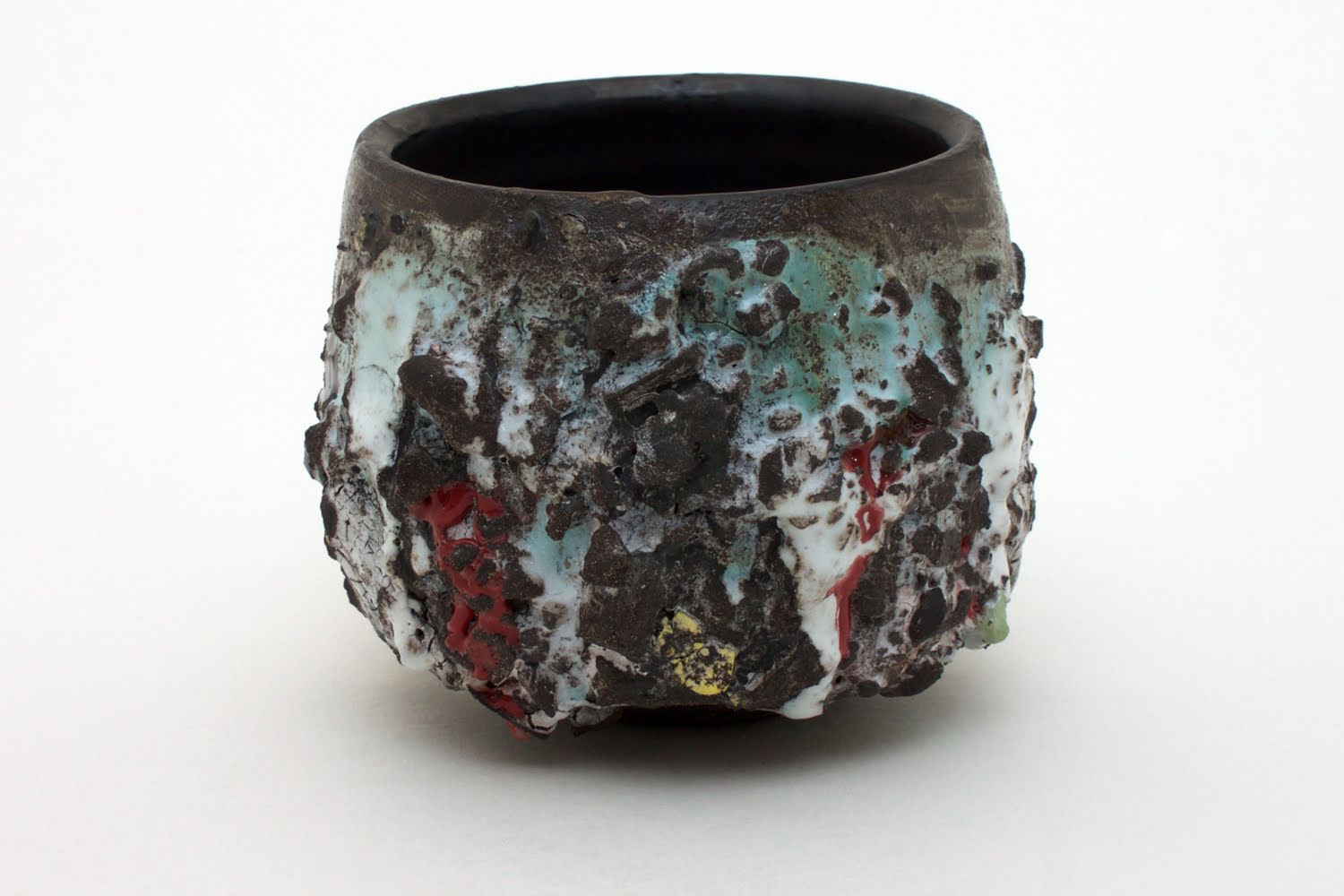 Sam Hall ceramic Tea Bowl 27
