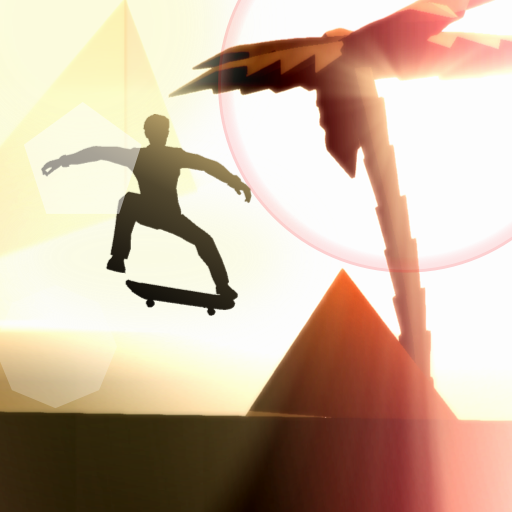 Skate Lines game (apk) free download for Android/PC/Windows
