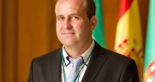 Domingo Ramos, alcalde de Lubrín.