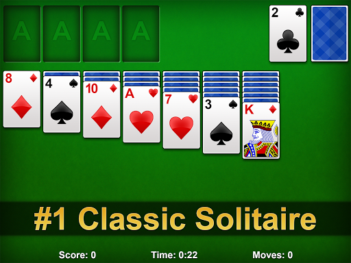 Solitaire 1.2.3 gameplay | by HackJr.Pw 6