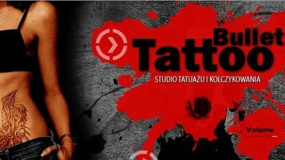 Studio Tatuażu Bullet Tattoo Studio Tatuażu W Radom