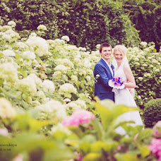 Wedding photographer Veronika Romanovskaya (vero44). Photo of 22.08.2013