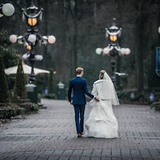 Wedding photographer Arjan Barendregt (ArjanBarendregt). Photo of 11.12.2016