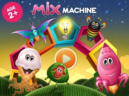 The Mix Machine