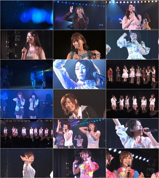 "(LIVE)(公演) AKB48 チームB ""パジャマドライブ"" 千秋楽公演 150827"