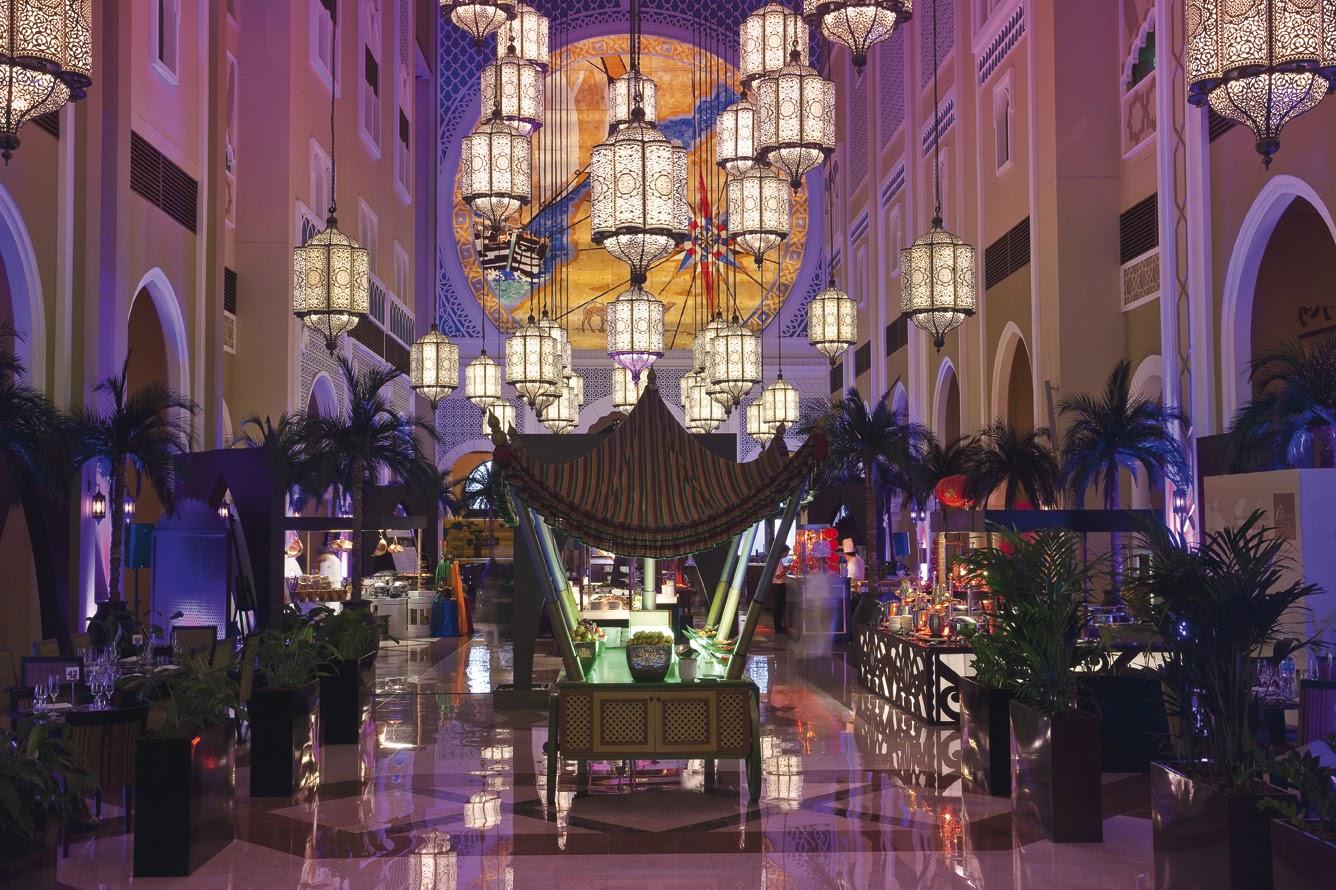 Movenpick Hotel Ibn Battuta Gate Dubai - Al Bahou - Ramadan 2019 Iftar