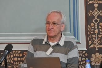 Photo: Milan Šmíd, vysokoškolský pedagog (FSV UK)