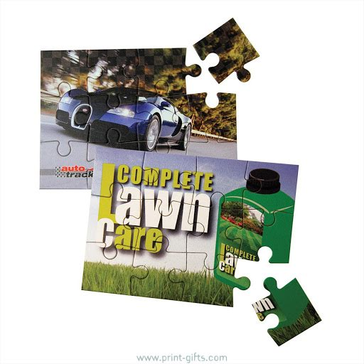 Promotional Printed Jigsaw Puzzles