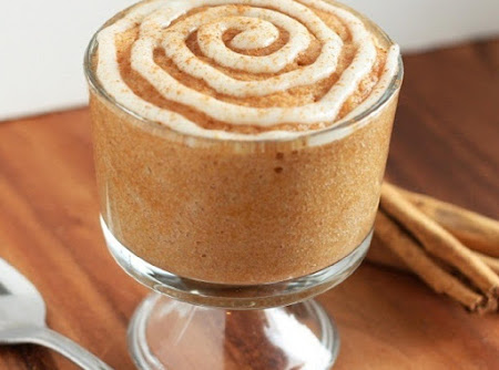 Cinnamon Roll Mug Cake Recipe