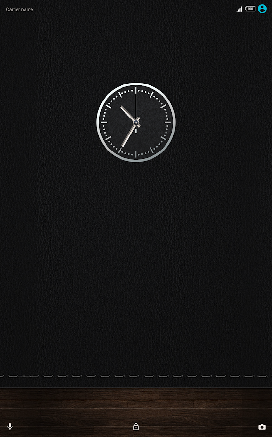 leather | Xperia™ Theme | Icon Pack- screenshot