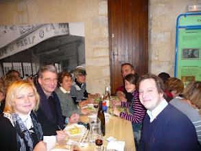 Photo: Joelle Seisson, Jean-Jacques Chevalier, Danielle André, Sandra André, Christian André, Jenlyn André, David Price  --- Photo Jean-Jacques Chevalier