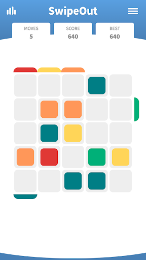 SwipeOut · The Addictive Swipe Game - screenshot