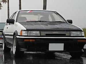 カローラレビン AE86 S62年 GT-APEXのカスタム事例画像 ae86kiwamiさんの2018年06月07日10:04の投稿